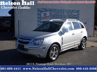 2013 Chevrolet Captiva Sport SUV for sale in Meridian for $20,991 with 10,016 miles.