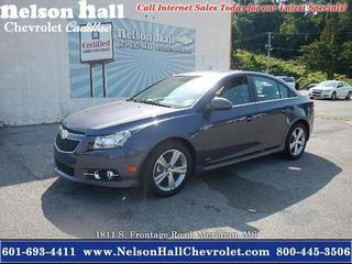 2013 Chevrolet Cruze Sedan for sale in Meridian for $19,998 with 9,015 miles.