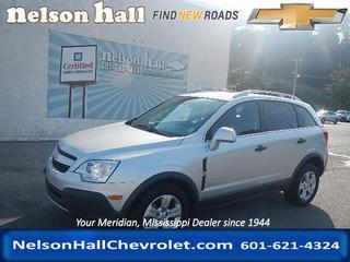 2013 Chevrolet Captiva Sport SUV for sale in Meridian for $18,721 with 37,739 miles.