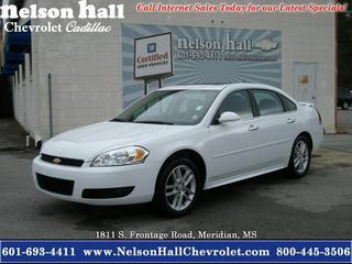 2013 Chevrolet Impala Sedan for sale in Meridian for $21,691 with 31,032 miles.