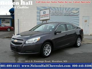 2013 Chevrolet Malibu Sedan for sale in Meridian for $21,621 with 12,756 miles.