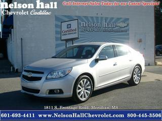 2013 Chevrolet Malibu Sedan for sale in Meridian for $21,998 with 20,660 miles.