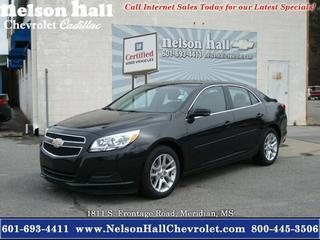 2013 Chevrolet Malibu Sedan for sale in Meridian for $22,998 with 9,008 miles.