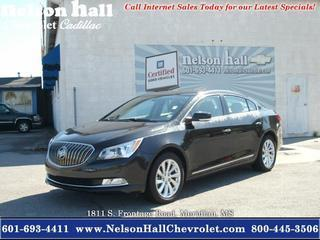 2014 Buick LaCrosse Sedan for sale in Meridian for $32,991 with 15,513 miles.