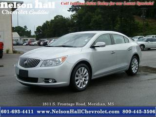 2013 Buick LaCrosse Sedan for sale in Meridian for $28,998 with 29,943 miles.