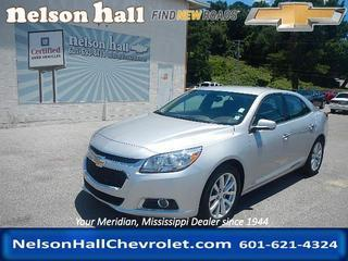 2014 Chevrolet Malibu Sedan for sale in Meridian for $25,991 with 16,598 miles.