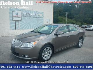 2011 Buick LaCrosse Sedan for sale in Meridian for $22,991 with 38,228 miles.