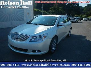 2011 Buick LaCrosse Sedan for sale in Meridian for $27,594 with 28,256 miles.
