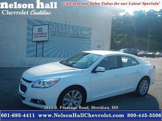 2014 Chevrolet Malibu Sedan for sale in Meridian for $19,998 with 22,855 miles.