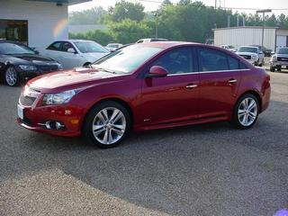 2013 Chevrolet Cruze Sedan for sale in Longview for $19,900 with 36,062 miles.