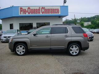Used 2010 GMC Terrain - Longview TX