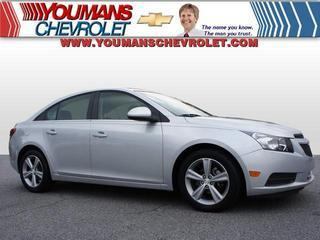 2012 Chevrolet Cruze Sedan for sale in Macon for $16,900 with 51,643 miles.