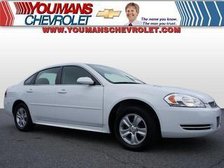 2012 Chevrolet Impala Sedan for sale in Macon for $12,900 with 64,512 miles.