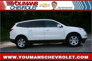 2012 Chevrolet Traverse SUV for sale in Macon for $23,500 with 61,197 miles.