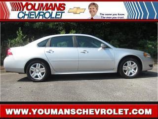 2012 Chevrolet Impala Sedan for sale in Macon for $15,900 with 40,515 miles.