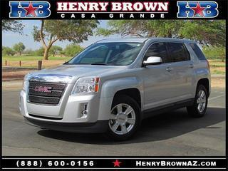 2011 GMC Terrain SUV for sale in Casa Grande for $19,000 with 48,500 miles.