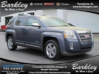 2013 GMC Terrain SUV for sale in Tuscaloosa for $26,495 with 35,218 miles.