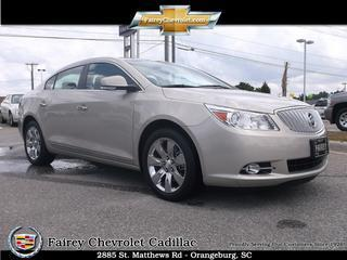 2011 Buick LaCrosse Sedan for sale in Orangeburg for $20,975 with 16,921 miles.
