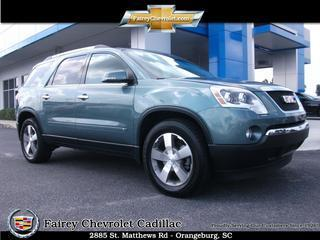 2010 GMC Acadia SUV for sale in Orangeburg for $27,980 with 36,893 miles.