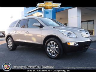 2011 Buick Enclave SUV for sale in Orangeburg for $28,790 with 48,257 miles.