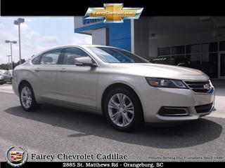 2014 Chevrolet Impala Sedan for sale in Orangeburg for $23,860 with 21,122 miles.