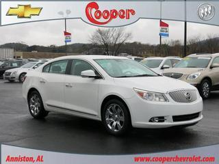 2011 Buick LaCrosse Sedan for sale in Anniston for $21,875 with 56,380 miles.