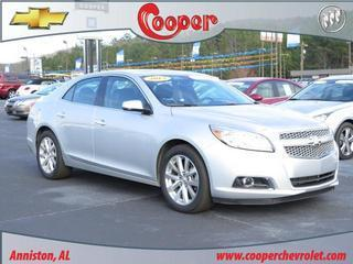 2013 Chevrolet Malibu Sedan for sale in Anniston for $23,976 with 7,569 miles.