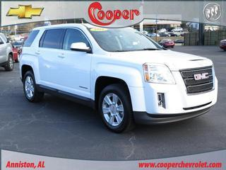 2011 GMC Terrain SUV for sale in Anniston for $20,842 with 46,480 miles.