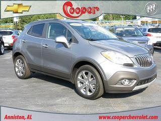 2013 Buick Encore SUV for sale in Anniston for $29,723 with 4,324 miles.