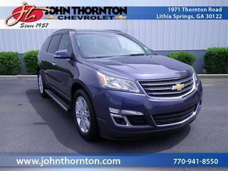 2013 Chevrolet Traverse SUV for sale in Lithia Springs for $27,989 with 16,060 miles.