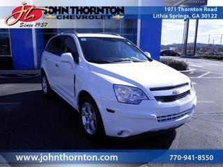 Used 2013 Chevrolet Captiva Sport - Lithia Springs GA