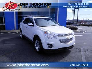 Used 2013 Chevrolet Equinox - Lithia Springs GA
