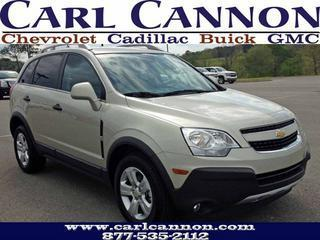 2014 Chevrolet Captiva Sport 2LS SUV for sale in Jasper for $19,469 with 17,896 miles.