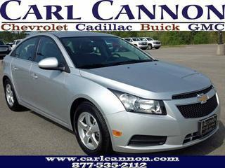 2014 Chevrolet Cruze 1LT Sedan for sale in Jasper for $15,979 with 7,932 miles.