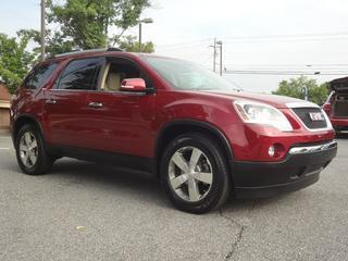 2011 GMC Acadia SUV for sale in Roswell for $27,708 with 36,021 miles.