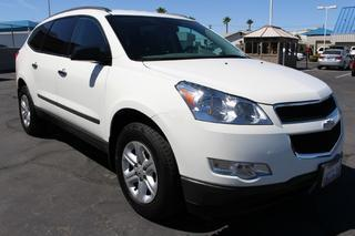 2012 Chevrolet Traverse SUV for sale in Victorville for $21,937 with 40,648 miles.