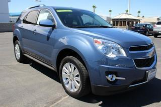2011 Chevrolet Equinox SUV for sale in Victorville for $20,937 with 40,071 miles.