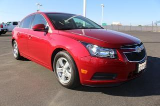 2014 Chevrolet Cruze Sedan for sale in Victorville for $16,937 with 7,917 miles.
