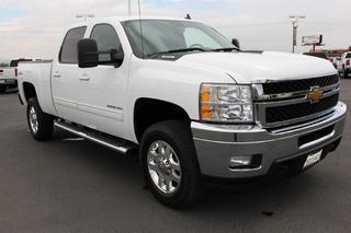 2011 Chevrolet Silverado 2500 Crew Cab Pickup for sale in Victorville for $40,937 with 21,939 miles.