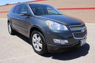 2010 Chevrolet Traverse SUV for sale in Victorville for $28,937 with 46,606 miles.