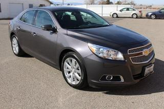 2013 Chevrolet Malibu Sedan for sale in Victorville for $20,937 with 22,818 miles.