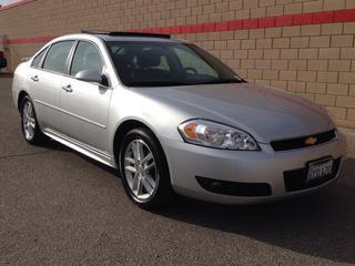 2013 Chevrolet Impala Sedan for sale in Victorville for $18,937 with 33,814 miles.