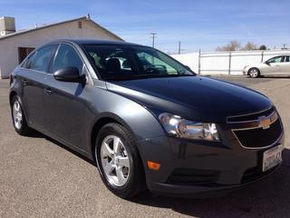 2013 Chevrolet Cruze Sedan for sale in Victorville for $16,937 with 33,355 miles.