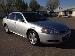 2013 Chevrolet Impala Sedan for sale in Victorville for $17,937 with 36,137 miles.