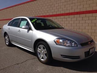 2013 Chevrolet Impala Sedan for sale in Victorville for $16,937 with 41,760 miles.