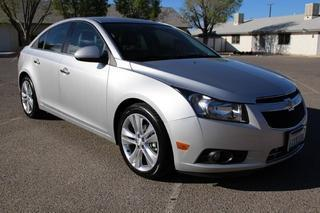 2013 Chevrolet Cruze Sedan for sale in Victorville for $16,441 with 42,383 miles.