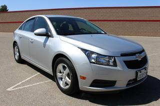 2013 Chevrolet Cruze Sedan for sale in Victorville for $15,937 with 39,983 miles.