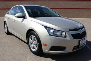 2013 Chevrolet Cruze Sedan for sale in Victorville for $16,937 with 39,720 miles.