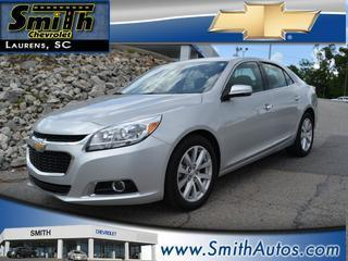 2014 Chevrolet Malibu Sedan for sale in Laurens for $24,500 with 15,416 miles.