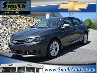 2014 Chevrolet Impala Sedan for sale in Laurens for $25,000 with 11,879 miles.